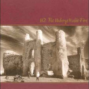U2 -- The Unforgettable Fire (Island Masters, 1985)