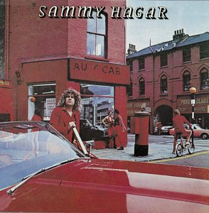 SAMMY HAGAR -- Red (Bgo, 1993)