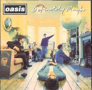 OASIS -- Difinitely Maybe (Big Brother, 1994)