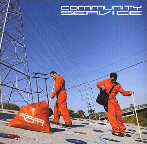 CRYSTAL METHOD -- Community Service (Ultra Records, 2002)