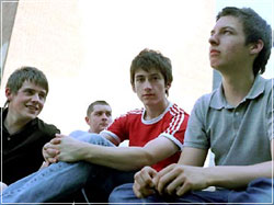 ARCTIC MONKEYS Whatever People Say I Am, That`s What I`m Not