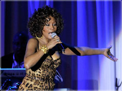 whitney houston 2009